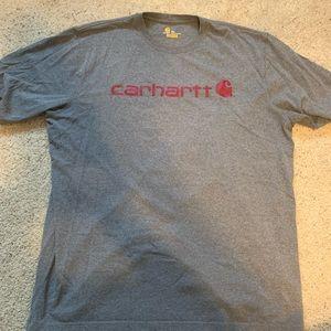 Carhartt K195 Chest Logo